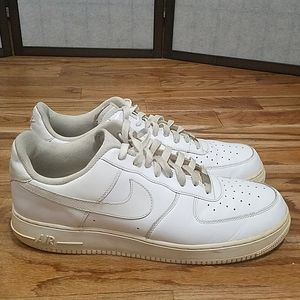 Nike Air Force 1 leather 315122 - 111 14 white